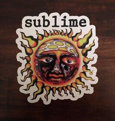 Sublime Sticker
