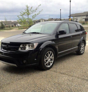 7 seater fully loaded Dodge Journey awd