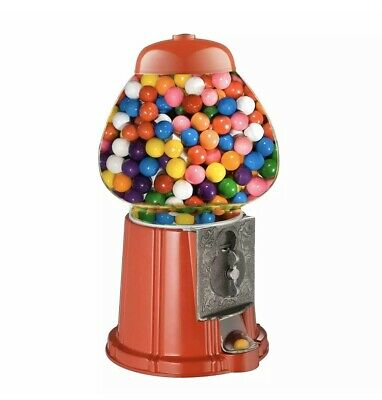 Carousel Gumball Bank Vending Machine Stand Vintage Looking