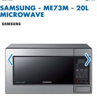 Wanted Samsung Microwave Oven