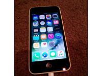 IPhone 5c 16gb unlocked spares or repair