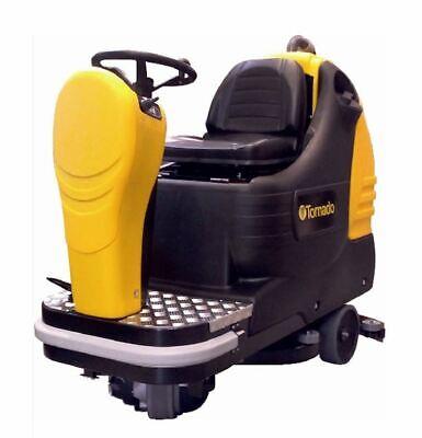 Tornado 2627 26 Rider Automatic Floor Scrubber Nationwide Warranty Service