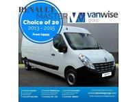 2013 Renault Master LM35 DCI S/R Diesel white Manual