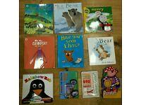 Bundle of 10 children's/ toddler books