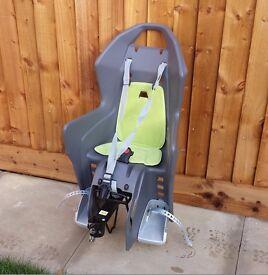 Child bike seat - perfect conditions!