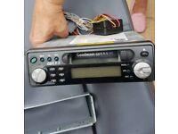 Goodmans radio/cassette head set