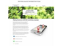 Leaflet-Flyer Distribution Service. Door to Door GPS-Tracked Leafleting!!