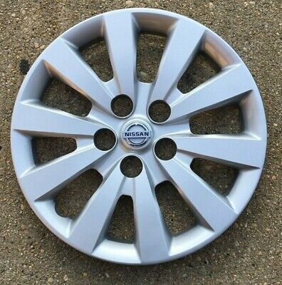 1 Hubcap will fit 2013-2017 Nissan Sentra 53089 Wheel Cover 16 inch