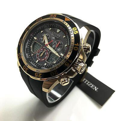 Citizen Promaster Chronograph Watch JR4046-03E