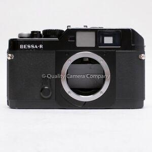 Voigtlander-Bessa-R-35mm-Leica-M39-Mount-TTL-Rangefinder-Camera-Body