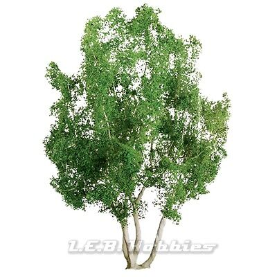 Jtt Scenerysnow Gum Tree N-scale 1.5 Professional Series 4/pk 94255