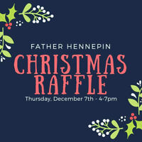 Father Hennepin Charity Christmas Raffle