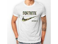 Wholesale Joblot Fortnite Men's T-Shirts