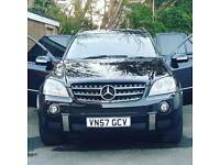 Mercedes ML 320 cdi (67000 miles)