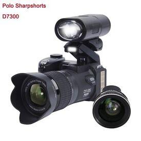 SLR camera **ideal for beginner**