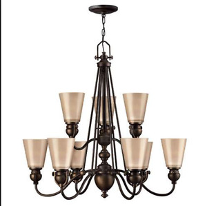 Hinkley Light fixture