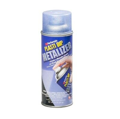 Plasti Dip Blue Metalizer Removable Rubber Coating Aerosol Can - 11oz