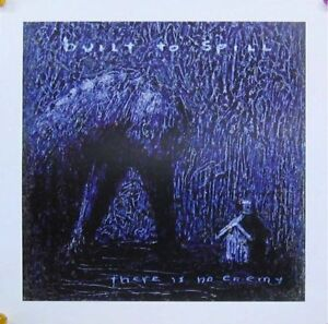 BUILT TO SPILL POSTER, THERE IS NO ENEMY (A27)