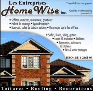 Homewise Roofing