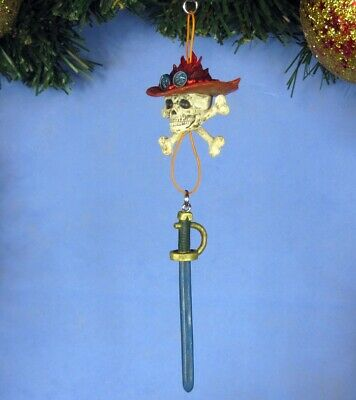 Decoration Ornament Party Xmas Tree Home Decor PIRATES OF THE CARIBBEAN *N103 ()
