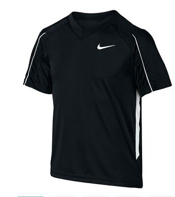 quality design 0cf5e 9f935 Nike Youth Face Off Jersey, Boys, XL, Black white