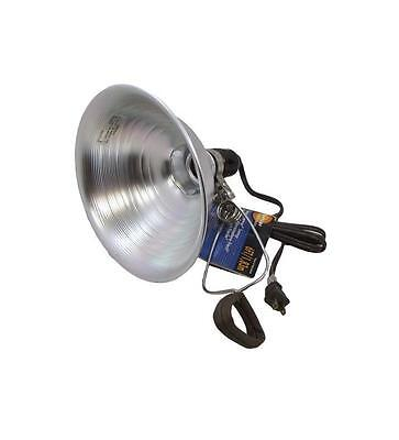 100w Clamp Light - KOEHLER Easy Clamp On Shop Work Light Trouble Lamp 6ft Cord 18/2 Gauge 100w G74