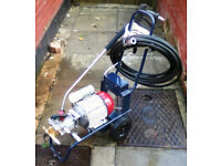 240v Pressure Washer 2500psi