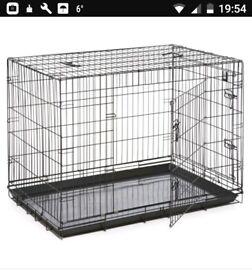 Ex large dog crate
