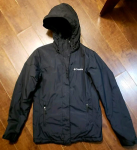 Womens Small Winter Columbia Jacket