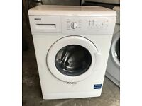 A+ BEKO WM6112W NICE WASHING MACHINE 3 MONTH WARRANTY, FREE INSTALLATION