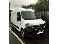 NEW Renault Master 3.5t Panel Van RED EDITION MWB EURO 6 L2 H2 AIR CON 150BHP
