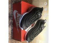 Nike Air Max 97 Black/White Size 8.5