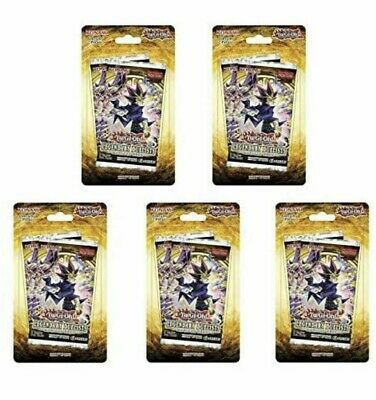 Yu-Gi-Oh! Legendary Duelists Magical Hero (5) Blister Packs (Unlimited Edition)