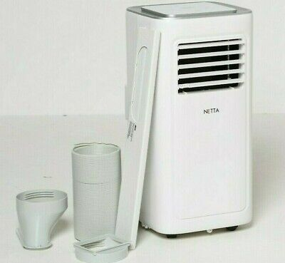 Portable Air Conditioner 8000 BTU With Timer Energy Rating A Grade A...