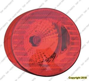 Tail Lamp Driver Side Coupe High Quality Chevrolet Cobalt 2005-2010