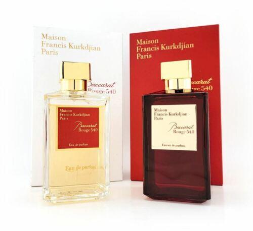 Maison Francis Kurkdjian - Baccarat Rouge 540 EDP or Extrait - Trial Size