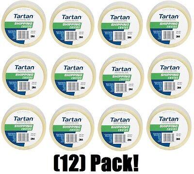 (12) 3M Tartan 3710-DC 1.88