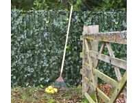 8 x Ivy Hedge Artificial Fencing Screening 3.0m x 1.5m (10ft x 5ft) - £256 for 8 or £32 each