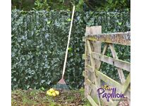 New Unused - 3.0m x 1.5m Ivy Hedge Artificial Screening by Papillon™ - For Garden