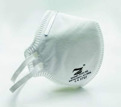 FFP 3 Masken, 10er Set, für Brillenträger eine Wohltat, kaum beschlagene Brille