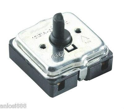 B3400 4 Position Rotary Switch Offlowmediumhigh With Knob