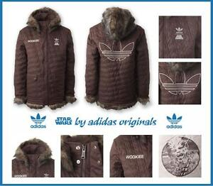 Adidas-Star-Wars-Wookie-Jacket-RARE-FIND-BRAND-NEW-SIZE-SMALL-TO-XLARGE