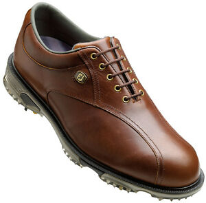 FOOTJOY-DRYJOYS-TOUR-GOLF-SHOES-CHESTNUT-BROWN-53627-MENS-CLOSEOUT