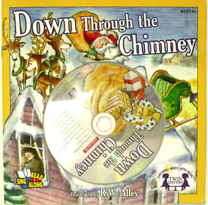 CHRISTMAS HOLIDAY SINGALONG BOOK & CD COLLECTION! Windsor Region Ontario image 4