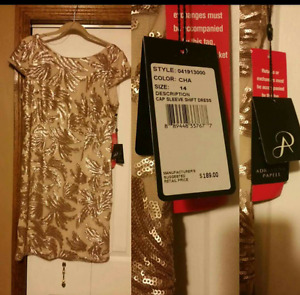 Dress for sale NEVER WORN!!!