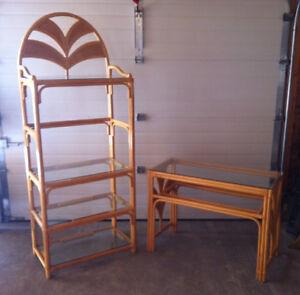 Wicker / Rattan Sunroom Furniture