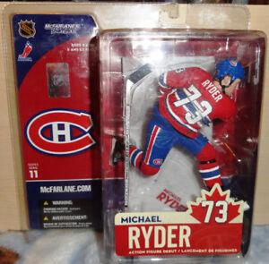 Michael Ryder Hockey Player McFarlane NHL Figurine