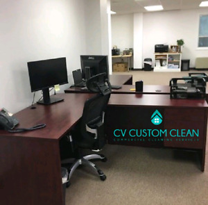 OFFICE & COMMERCIAL CLEANING AS LOW AS $40