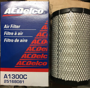 Delco A1300C truck engine air filter