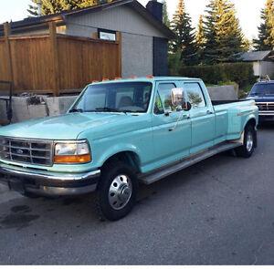 1994 Ford F-350 XLT Pickup Truck
